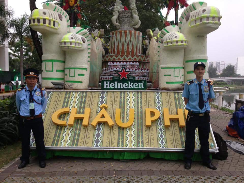 Bảo vệ hội chợ - triển lãm tại Hồ Chí Minh bao gồm tất cả quận huyện